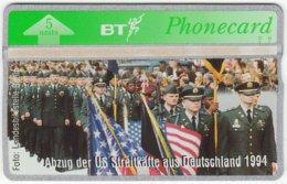 GREAT BRITAIN E-170 Hologram BT - History, US Army - 505B - MINT - United Kingdom