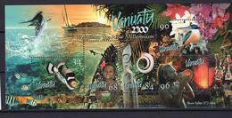 1999 - VANUATU -  Mi. Nr. BL37 - NH - (UP.207.26) - Vanuatu (1980-...)
