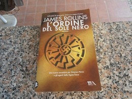 L'Ordine Del Sole Nero - James Rollins - Books, Magazines, Comics