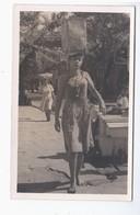 Paraguay Asuncion Ca 1940 OLD PHOTOPOSTCARD 2 Scans - Paraguay
