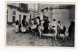 Paraguay Asuncion Mercado Ca 1930 OLD PHOTOPOSTCARD 2 Scans - Paraguay