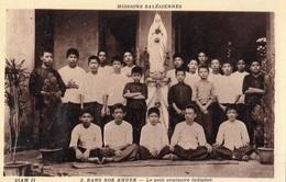 THAILANDE (SIAM) BANG NOK KHUEK LE PETIT SEMINAIRE INDIGENE - Thailand