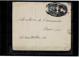 LMM14 - COLOMBIE EP ENVELOPPE A DESTINATION DE PARIS AVRIL/MAI 1926 - Colombie