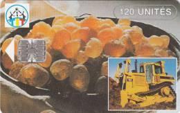 CHAD(chip) - Sanimex 2, Used - Tsjaad