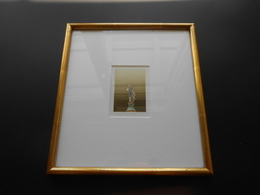 """Original Acryl Malerei  Schweiz """"Sevogelbrunnen"""" BS - 300,00 € - Acrylic Resins"""