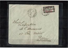 LMM14 - GRAND LIBAN LETTRE BEYROUTH / PARIS 14/9/1929 - Brieven En Documenten