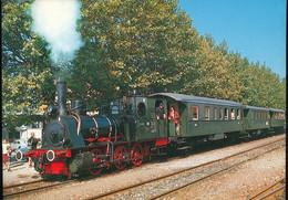 Historischer Dampfzug Der Achertalbahn - Trains