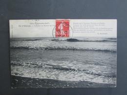ILE D'OLERON  Océan Au Pertuis De Maumusson 1910 - Ile D'Oléron