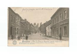 Auvelais - Rue Du Pont Et Sambre, Partie Inférieure (1914). - Sambreville