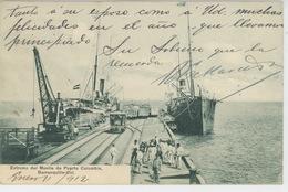 COLOMBIE - BARRANQUILLA - Extremo Del Muelle Del Puerto Colombia - Colombie