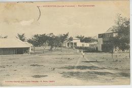AFRIQUE - GUINEE FRANÇAISE - KOUROUSSA - Rue Commerciale - Guinée Française