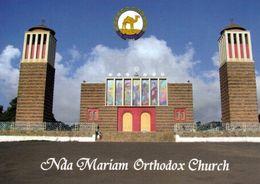 1 AK Eritrea * Die Nda Mariam Ist Die Orthodoxe Kathedrale In Der Hauptstadt Asmara * - Eritrea