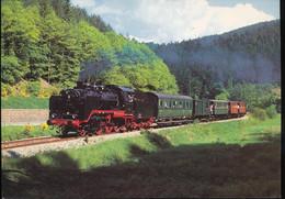 Dampf - Personenzuglokomotive 24 009 - Trains