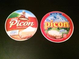 PICON ALGÉRIE- ÉTIQUETTES ORDINAIRES . - Fromage