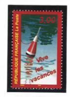 """France 3243   Neuf ** (Timbre """"Vive Les Vacances)  Cote 1,25€ - France"""