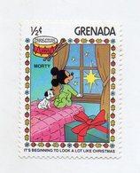 Grenada - 1983 - Francobollo Tematica Disney - Natale - Morty - Nuovo - (FDC11295) - Grenada (1974-...)