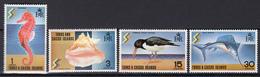 1971 - TURKS E CAICOS -  Mi. Nr. 274-277 - NH - (UP121.6) - Turks And Caicos