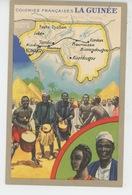 COLONIES FRANÇAISES - AFRIQUE - GUINEE FRANÇAISE - Edit. Spéciale Des Produits Du LION NOIR - Guinée Française