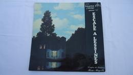 Escale  à Lessines  - L'Empite Des Lumières   René Magritte - Vinyl Records