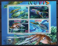 2009 - NEVIS -  Mi. Nr. 2380/2382 - NH - (UP.207.28) - St.Kitts E Nevis ( 1983-...)