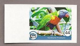 Privatpost - Nordkurier  Allfarblori (Trichoglossus Haematodus) - Papageien
