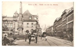 Mainz. Partie Von Der Gr. Bleiche. - Mainz