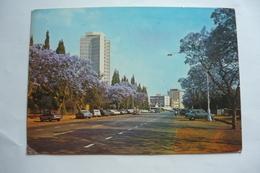 Zimbabwe, Salisbury, Cars, Old Timer, Us. 1980, Stamp - Zimbabwe