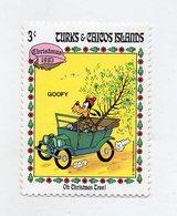 Grenada - 1983 - Francobollo Tematica Disney - Natale - Goofy - Nuovo - (FDC11300) - Grenada (1974-...)