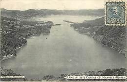 Pays Div : Ref M425- Lake At Sete Cidades - St Michael S - Azores - Acores  - Carte Bon Etat  - - Açores