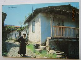 CP  Chypre Cyprus  - KAKOPETRIA  -  Un Vieil Homme  Un Costume Traditionnel - Chypre