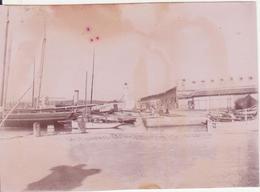 Photo - Port D'ANTIBES - Lieux