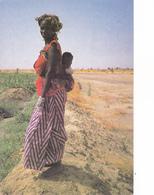 AFRIQUE / MERE ET ENFANT - Cartes Postales