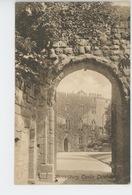 ROYAUME UNI - ENGLAND - SHREWSBURY Castle Gateway - Shropshire