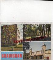 33 - GRADIGNAN -ECOLE SAINT GERY- CHATEAU DE MALARTIC- SOUS BOIS - GIRONDE - Gradignan