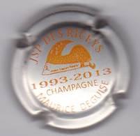 RARE JSP LES RICEYS MAURICE DEGUISE 1993-2013 - Champagne