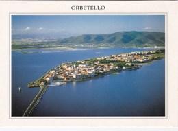 ORBETELLO - Vue Générale ( Format 17x12) - - Grosseto