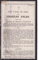 Merkem,Merckem, 1932, Charles Deleu, Cloedt, 2 Scans - Religion & Esotérisme