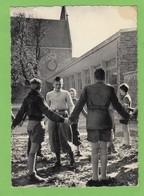 SEMINAIRE DE BASTOGNE. LE NOUVEAU REFECTOIRE ET LA CHAPELLE. - Bastogne