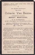 Ramscappel, Ramscapelle, Ramskapelle, Keiem, 1910, Octavie Van Besien, Monteyne, - Religion & Esotérisme
