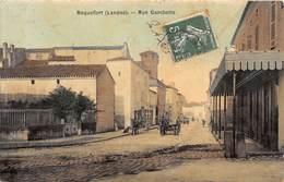 40-ROQUEFORT- RUE GAMBETTA - Roquefort