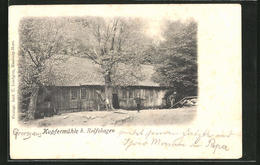 AK Rolfshagen, Partie Am Gasthaus Kupfermühle - Germania