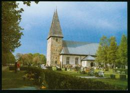 AK Schweden Rydaholm - Kirche Växjö Stift - Schweden