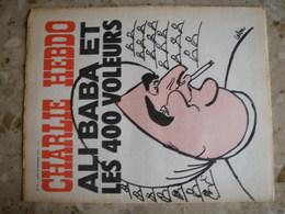 CHARLIE HEBDO - N°97 Du 25/09/1972 - Couverture De Cabu - ALI BABA ET LES 400 VOLEURS - Journaux - Quotidiens