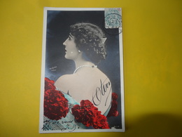 Otero Reutlinger Paris 1904 - Photographie