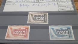 LOT 410152 TIMBRE DE EUROPA NEUF* 1956 VALEUR 2500 EUROS - Autres - Europe
