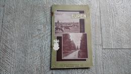 Guide Eupen Plan Photos Années 1910 - Guides Touristiques