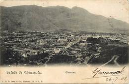 Pays Div : Ref M380- Venezuela - Caracas  - Carte Bon Etat  - - Venezuela