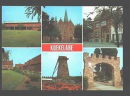 Koekelare - Groeten Uit Koekelare - Nieuwstaat - Multiview - Koekelare