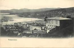 Pays Div : Ref M379- Chili - Chile - Valparaiso   - Carte Bon Etat  - - Chile