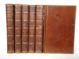 Rollin - The Ancient History Of The Egyptians - Old Books